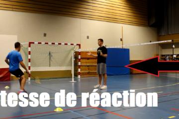 Photo préparation physique badminton.